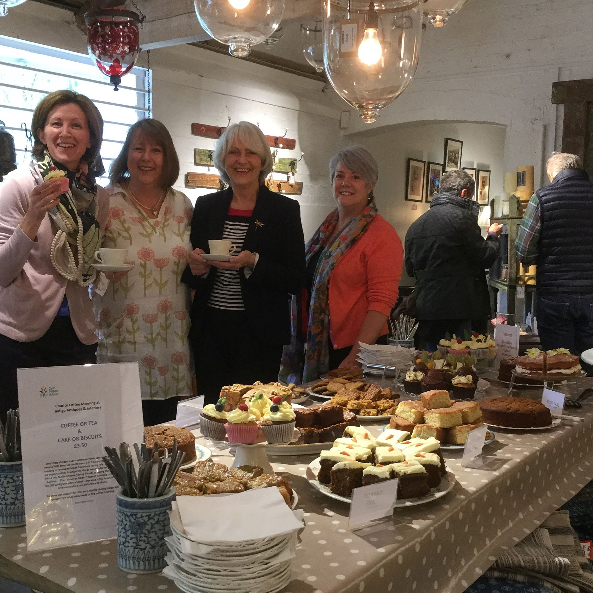Coffee Morning - Carers Appeal