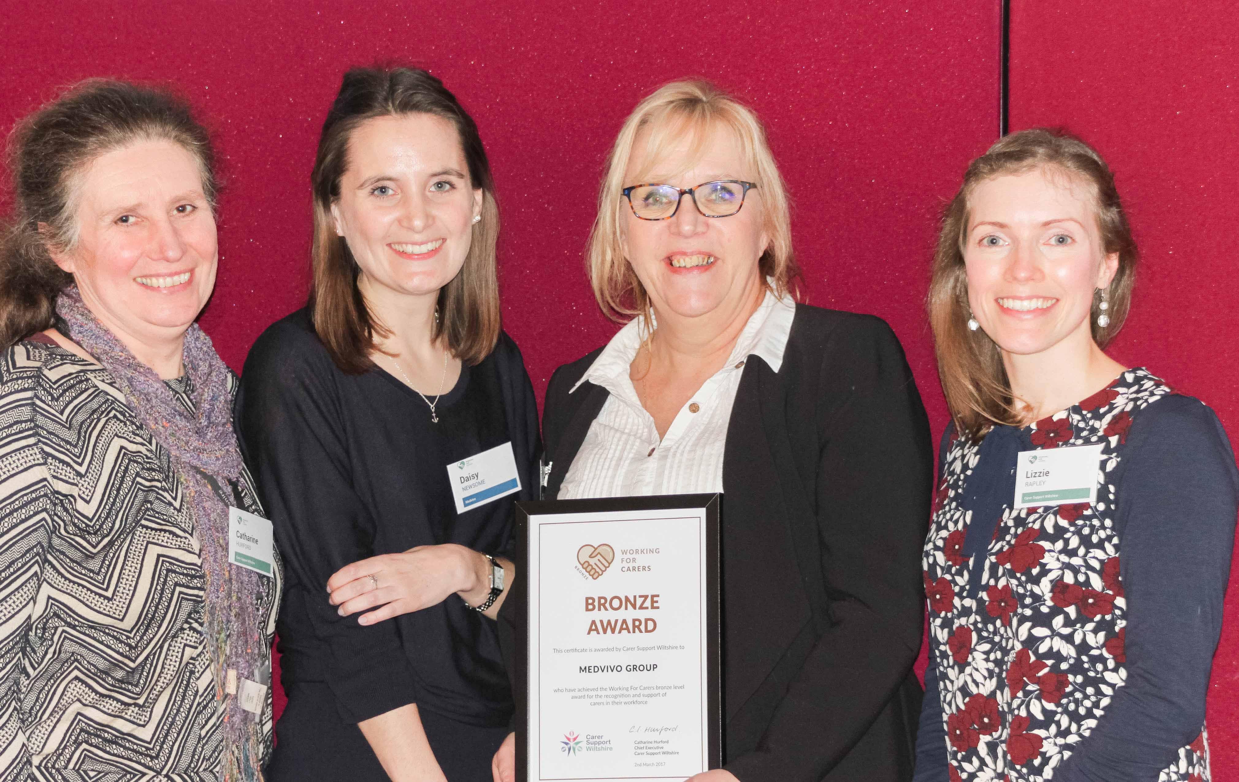 Medvivo receive award
