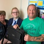 IQeol help a carer and her family