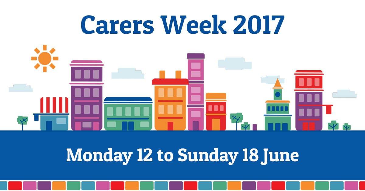 Carers Week header